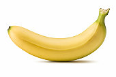 Banana (Clipping Path)