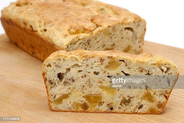banana pineapple sweet bread