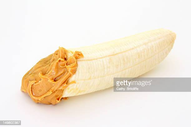 Banana With Peanut Butter