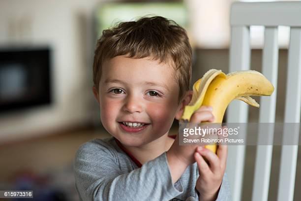 Bananas are Healthy!