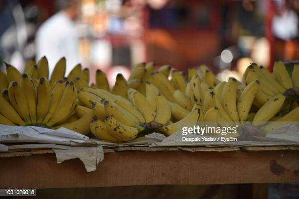 bananas for sale at market - for stock pictures, royalty-free photos & images