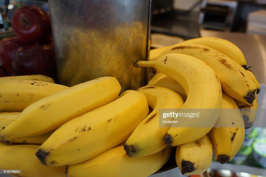 bananas  : Foto de stock