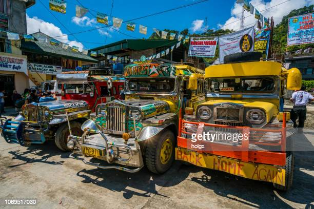 Banaue Jeepneys Station, Philippines