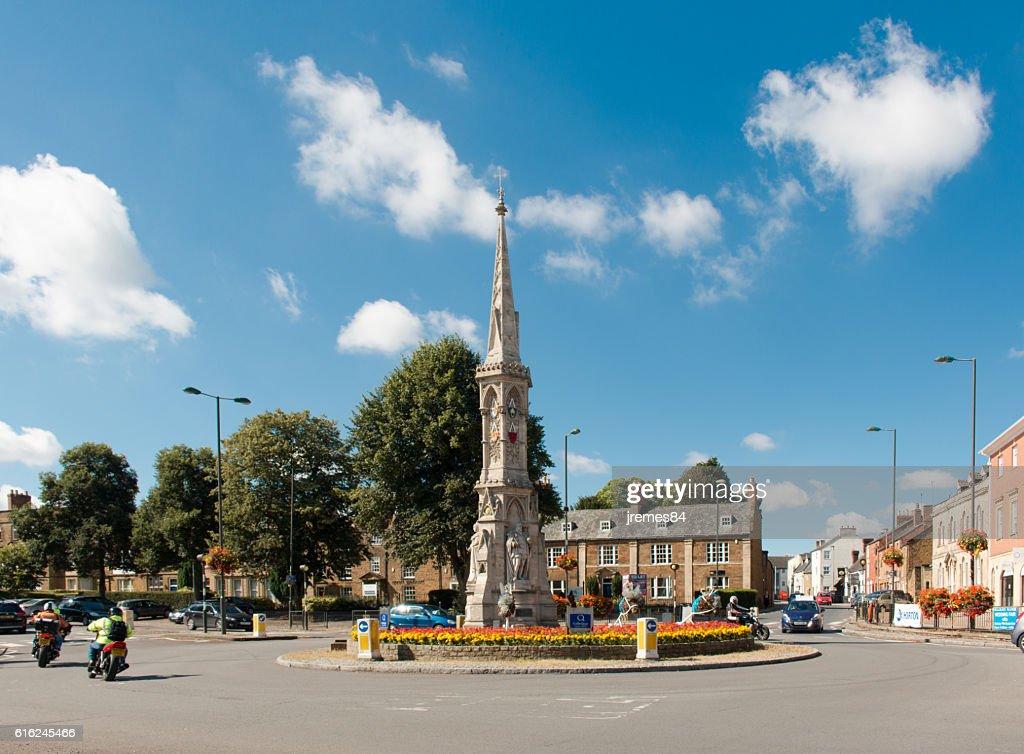 Banbury Cross : Stock-Foto