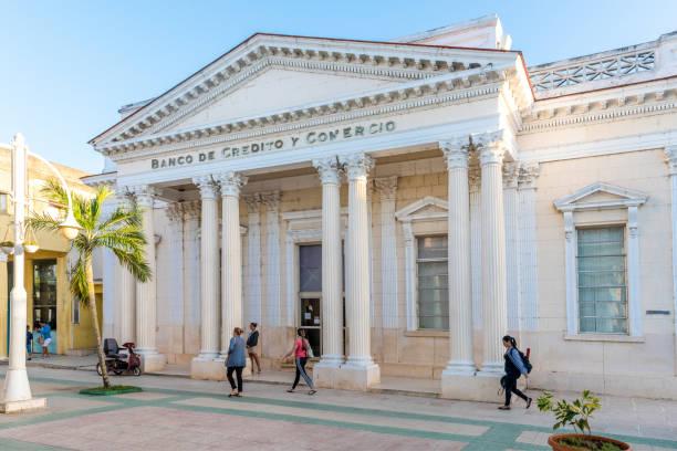Banco de Credito y Comercio, Ciego de Avila, Cuba