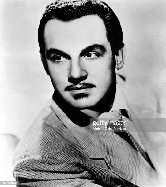 Band leader Johnny Otis poses for a portrait in circa 1955