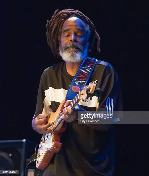 Band member of The Wailers performs onstage at The Wailers Celebrate The 30th Anniversary Of Their Iconic Album Legend In Los Angeles at Saban...
