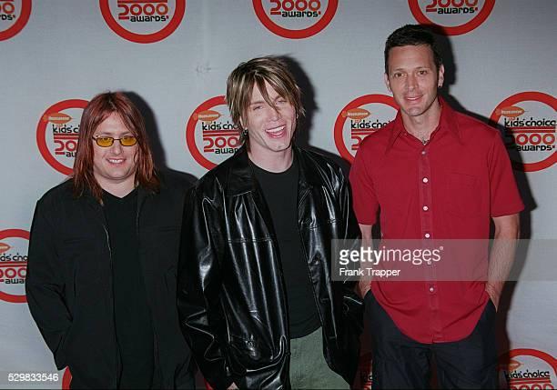 Band members of The Goo Goo Dolls