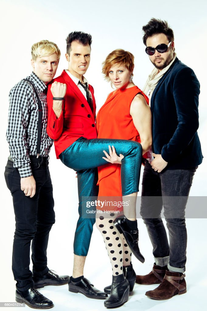 Neon Trees, Billboard Magazine, October 8, 2011