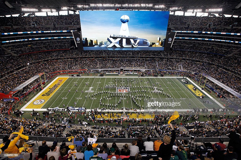 Super Bowl XLV : ニュース写真