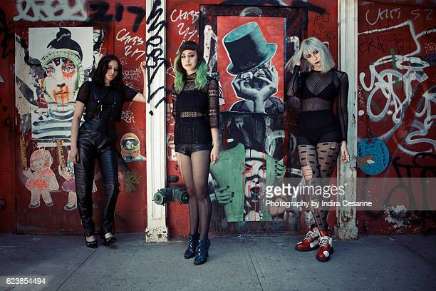 Band Potty Mouth is photographed for The Untitled Magazine on July 21 2016 in New York City PUBLISHED IMAGE CREDIT MUST READ Indira Cesarine/The...