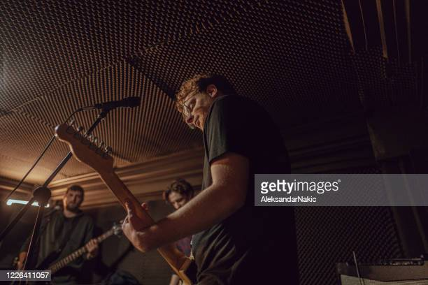band practice - performance group stock pictures, royalty-free photos & images