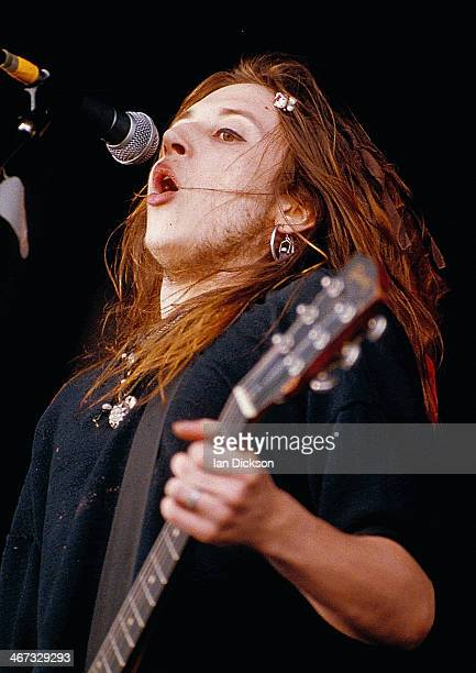 Band Senseless Things on stage at Great Xpectations Finsbury Park London 1993