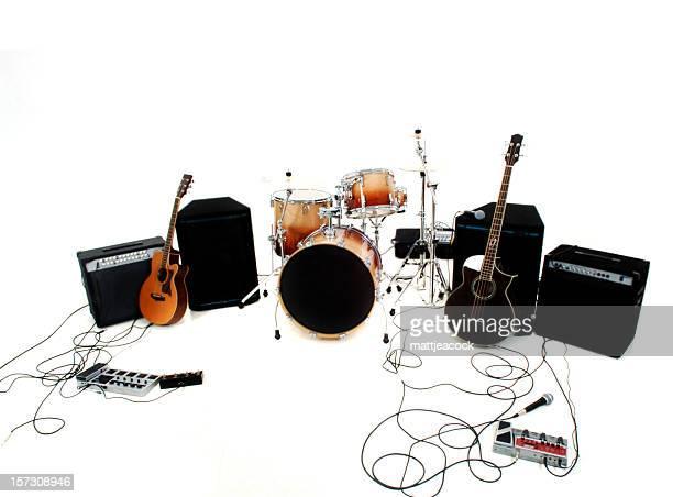 Band set up