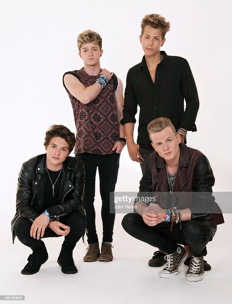 The Vamps, Word Up Magazine,  June 18, 2014