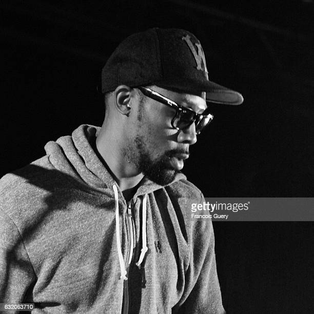 Band Wu Tang Clan is photographed for Self Assignment on May 25 2013 in Marseille France