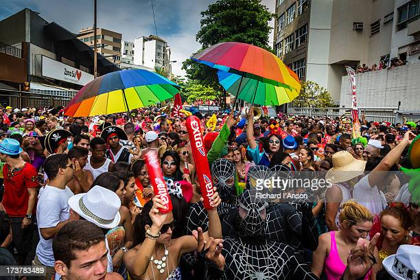 Banda de Ipanema street party