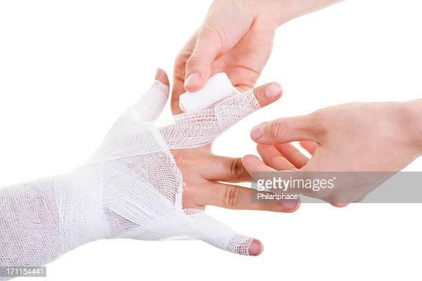 Ligadura de Mão