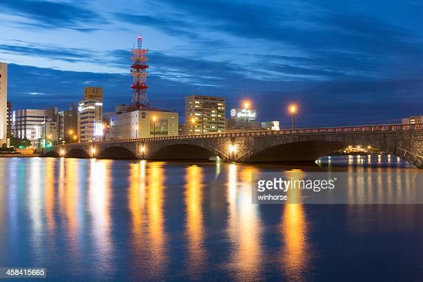 バンダイブリッジの新潟県、日本
