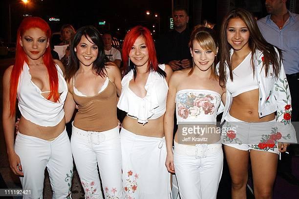 Bandana during MTV Video Music Awards Latinoamerica 2002 Arrivals at Jackie Gleason Theater in Miami FL United States