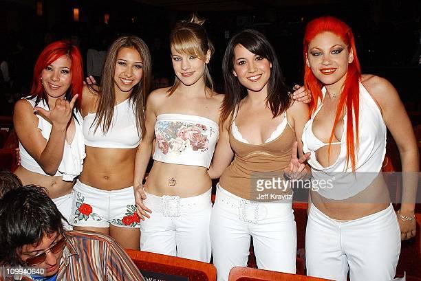 Bandana during MTV Video Music Awards Latinoamerica 2002 at Jackie Gleason Theater in Miami FL