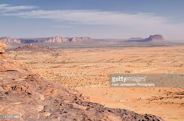 bandiagara landscape - mali photos et images de collection