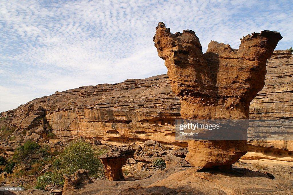 Bandiagara : Stock-Foto