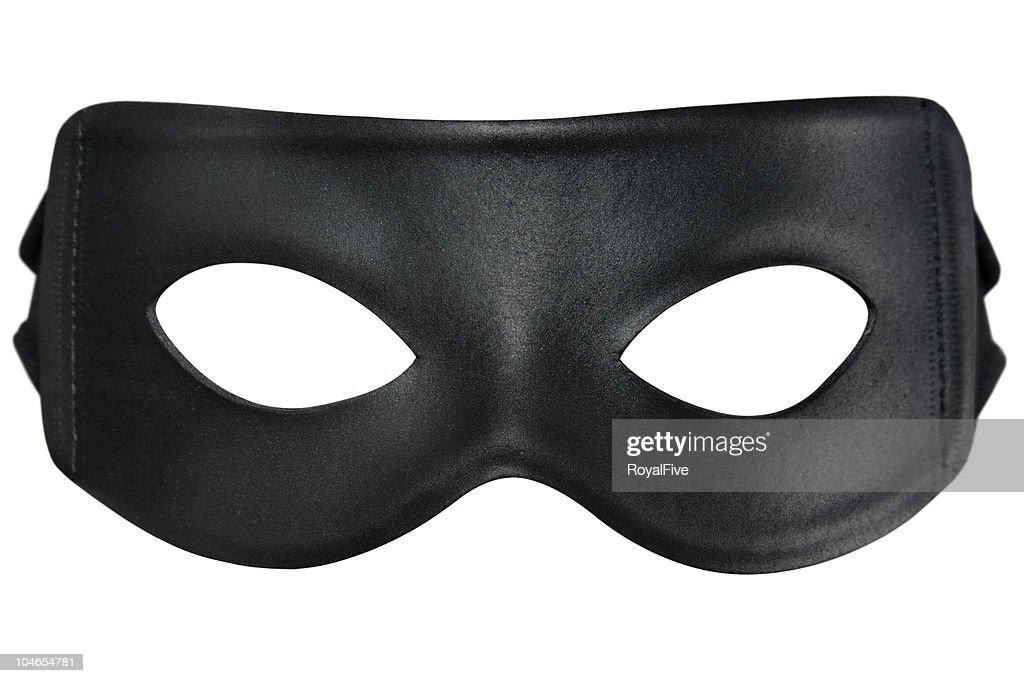 Bandit Mask : Stock Photo