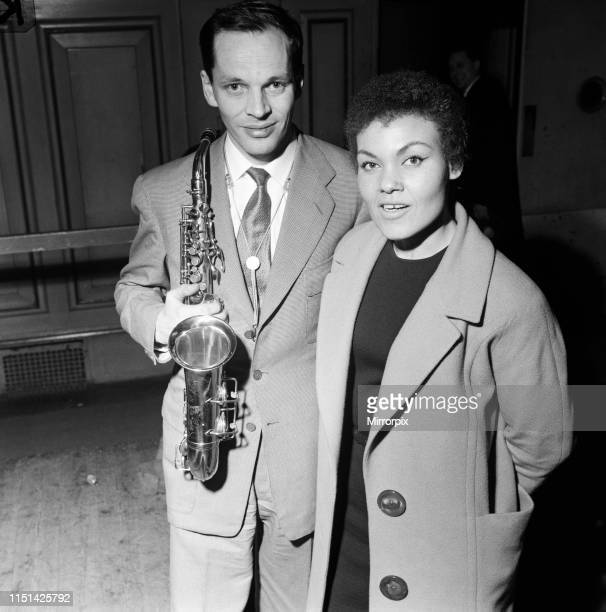 Bandleader Johnny Dankworth and singer Cleo Laine gave away a big secret a few hours before they were pictured together at a BBC radio rehearsal The...