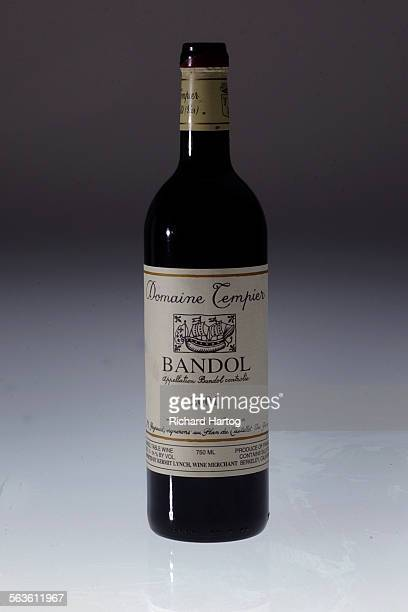 WOW Bandol Bandol Domaine Tempier as photographed in the photo studio at the LA Times Thursday afternoon in LA