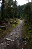 banff canada hiking trail