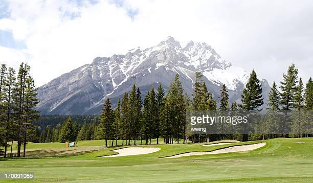 Banff Golf Course 4