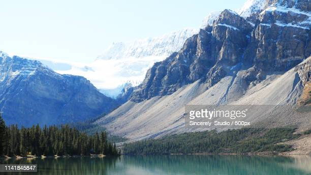 banff national park - sincerely yours ストックフォトと画像
