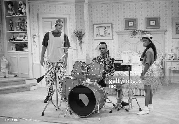 AIR Bang the Drum Ashley Episode 2 Air Date Pictured Will Smith as William 'Will' Smith Jeffrey A Townes as Jazz Tatyana Ali as Ashley Banks Photo by...