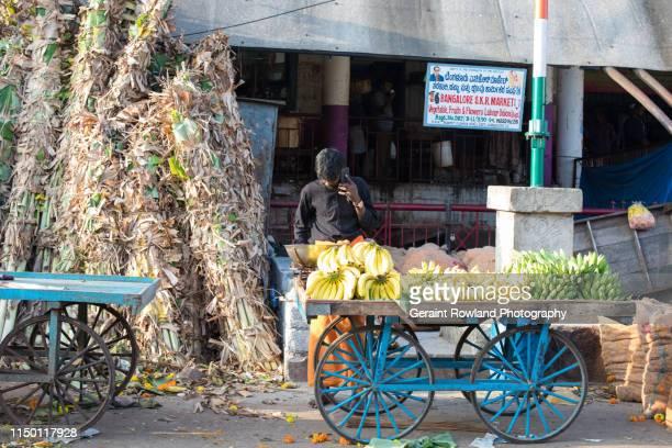 Bangalore Fruit Seller
