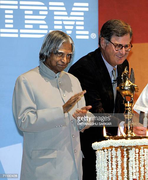 Chairman and Chief Executive Officer of the world's largest information technology company US International Business Machines Corporation Samuel...