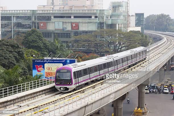 bangalore metro, india - bangalore stock pictures, royalty-free photos & images