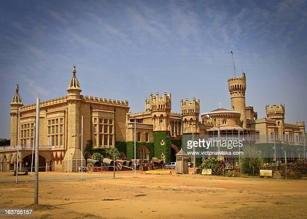 bangalore palace - bangalore stock pictures, royalty-free photos & images