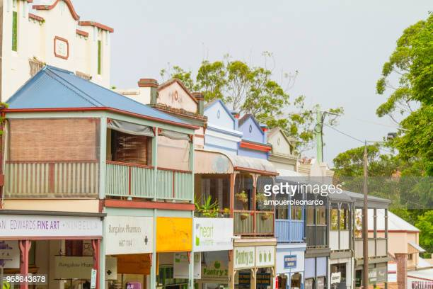 bangalow, australia - coastline stock pictures, royalty-free photos & images