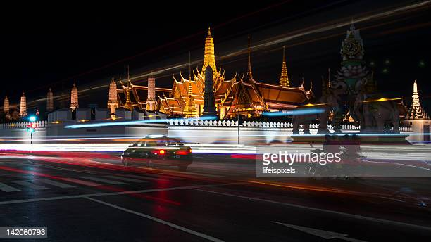bangkok at midnight - lifeispixels stock pictures, royalty-free photos & images