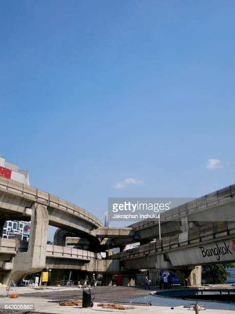 Bangkok BTS Skytrain Rail
