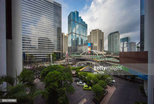 Bangkok business center district