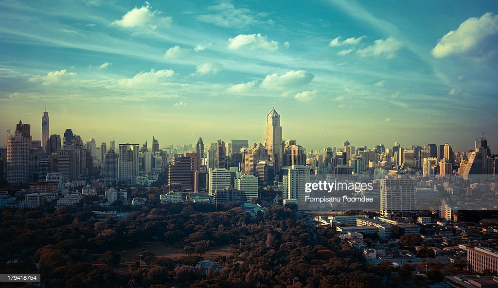 Bangkok City : Stock Photo