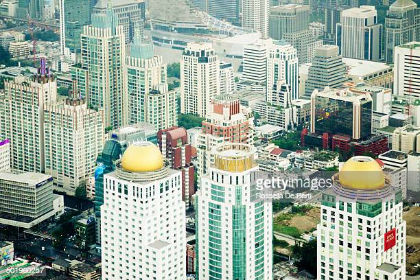 Bangkok Cityscape, Thailand