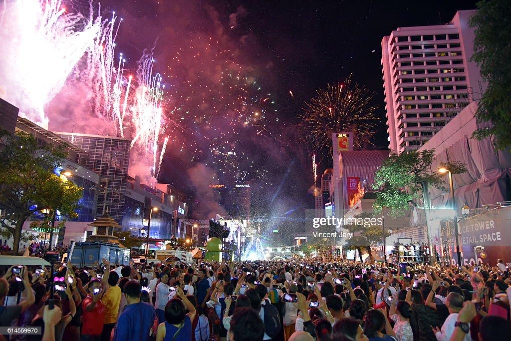 Bangkok new year Thailand, Asia : Photo