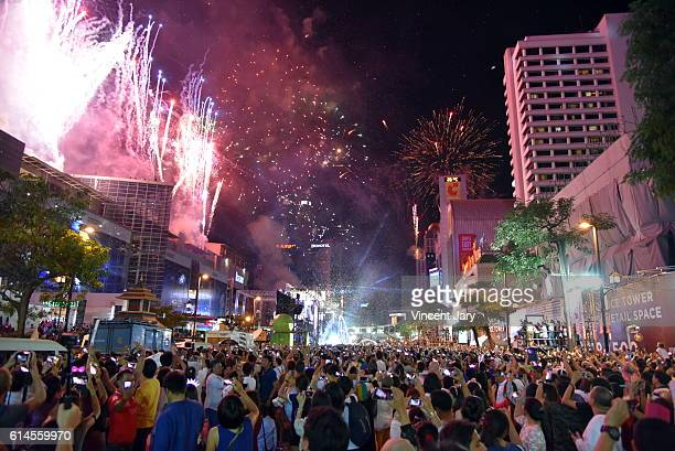 Bangkok new year Thailand, Asia