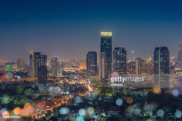Bangkok night light