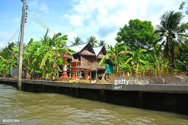 Bangkok rural homes