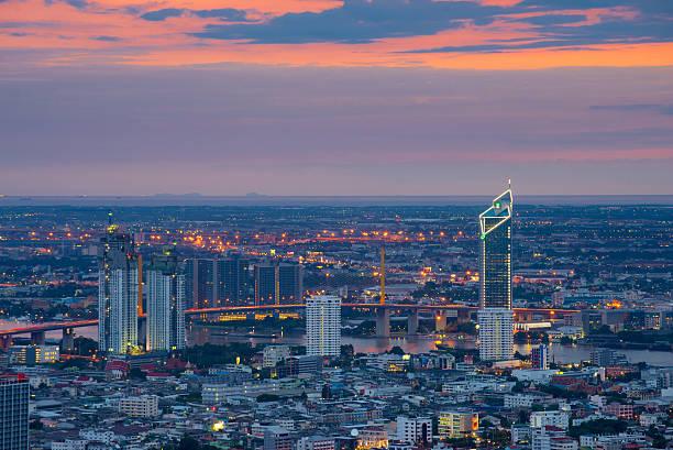 Bangkok Thonburi side