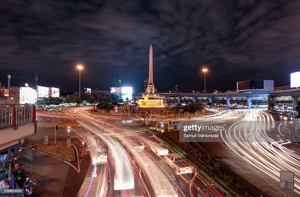 Bangkok Victory Monument : ストックフォト